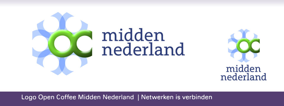 Logo Open Coffee Midden NL