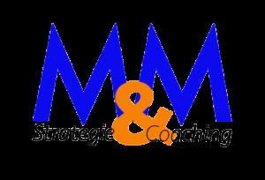 Originele logo M&M Strategie en Coaching