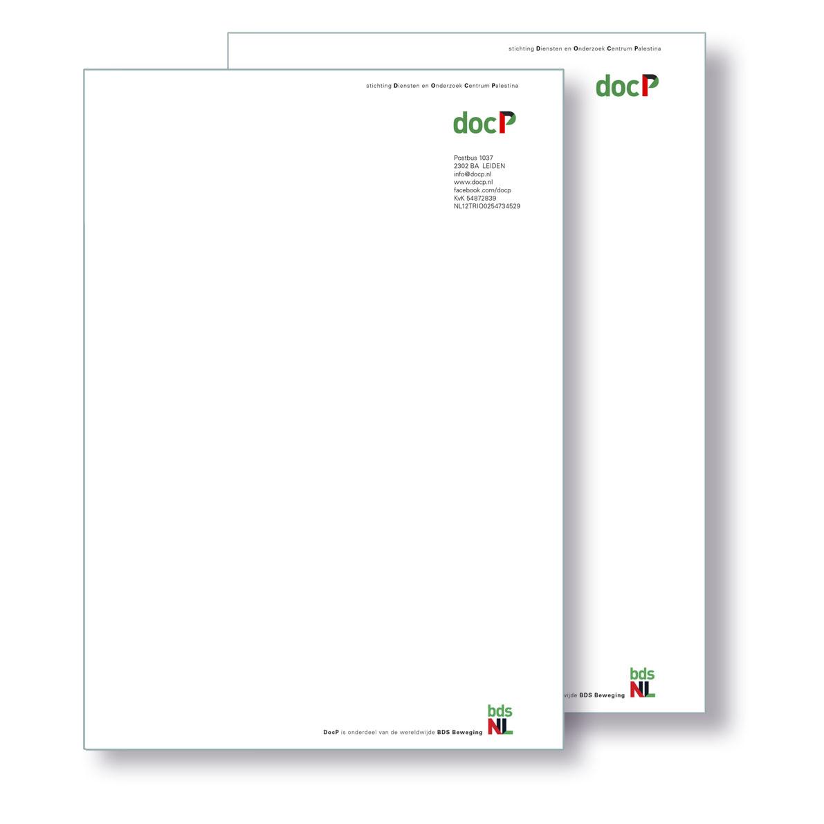 docP-briefpapier