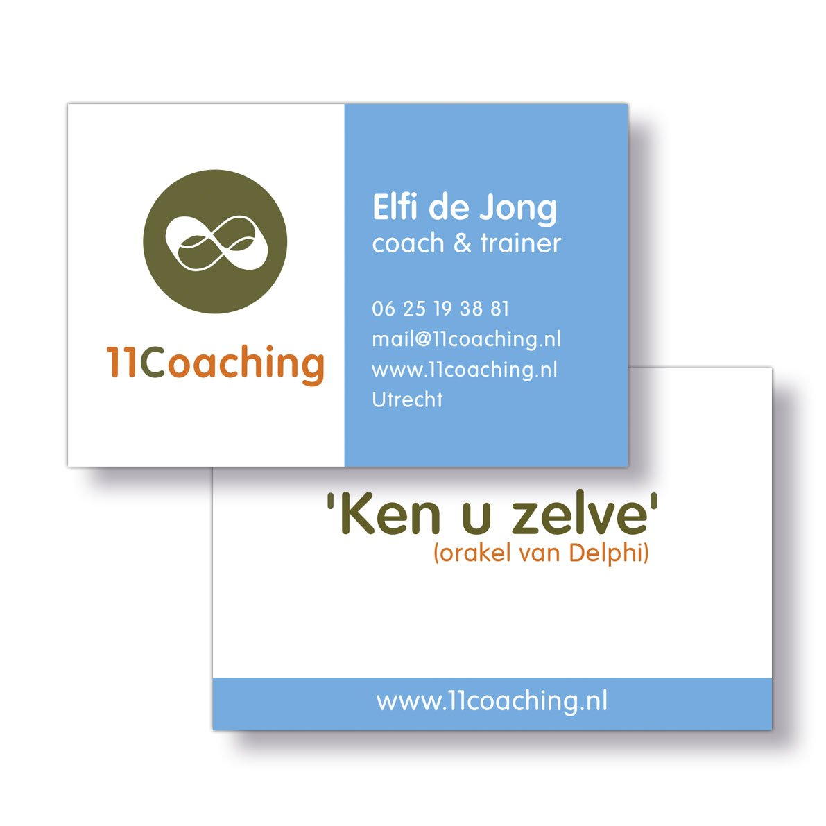 11coaching visitekaart